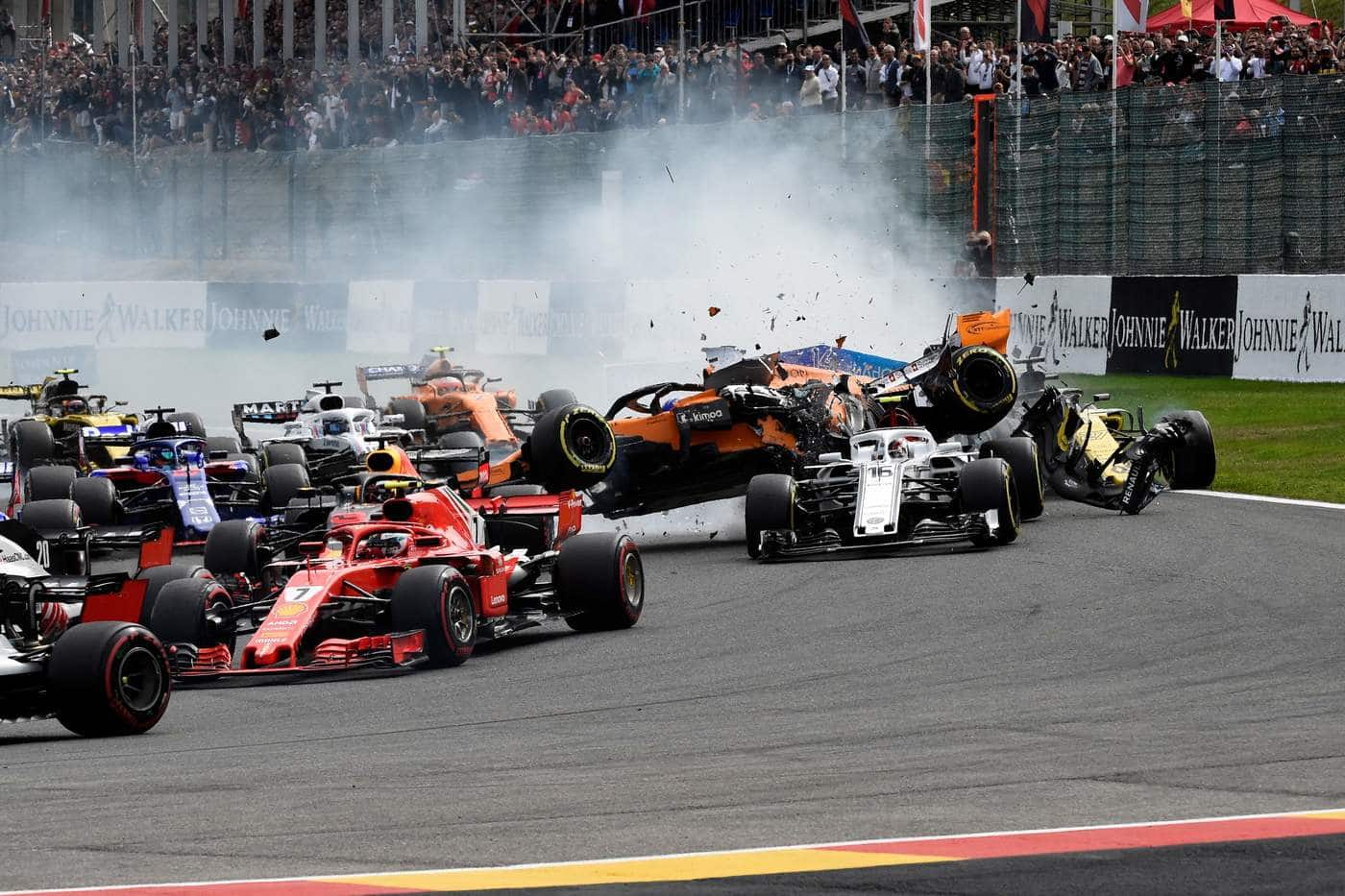 Formula 1: scommesse in tempo reale
