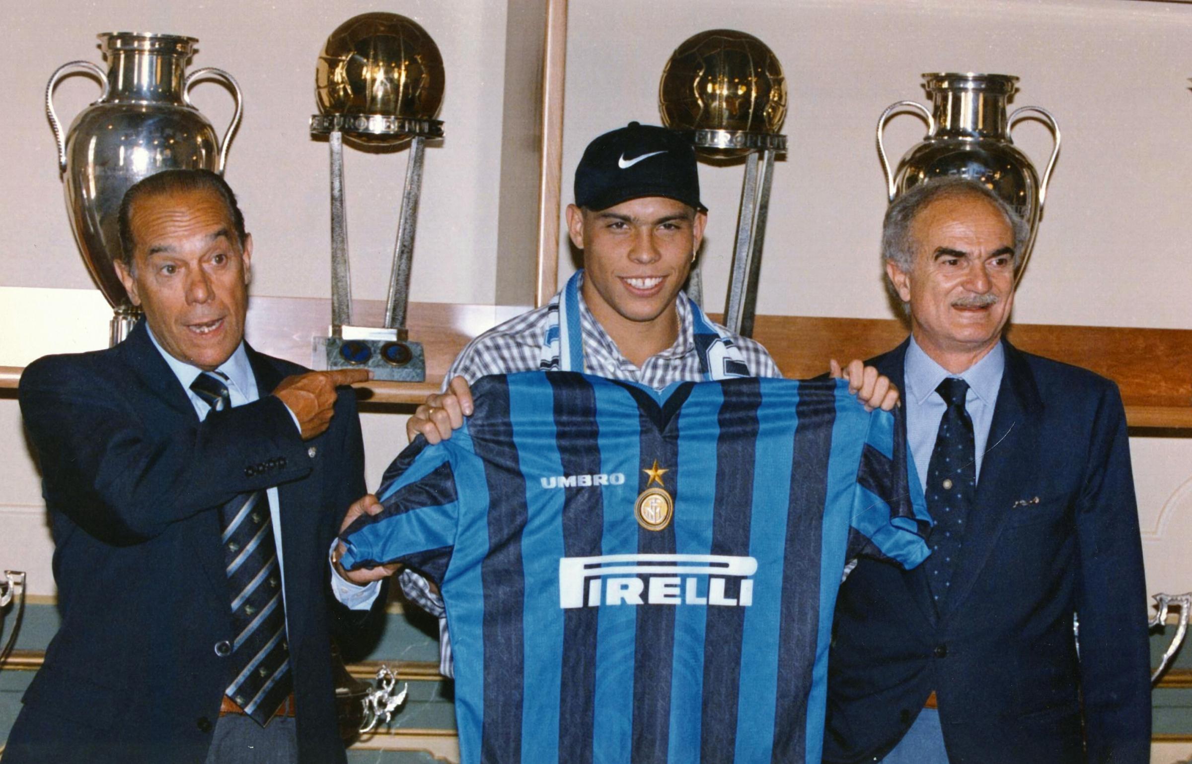 Gli attaccanti più forti nella storia dell'Inter